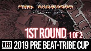 Gambar cover 2019 Pre Beat-Tribe Cup - 1st Round (Part 1) | Virtua Fighter 5 Final Showdown