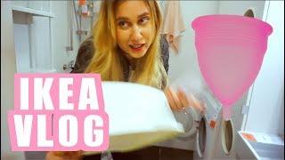Менструальные Чаши и Сквоти Поти | Ежегодная Поездка в IKEA