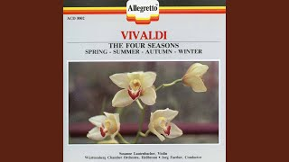 "The Four Seasons, Violin Concerto in F Minor, Op. 8 No. 4, RV 297 ""Winter"""