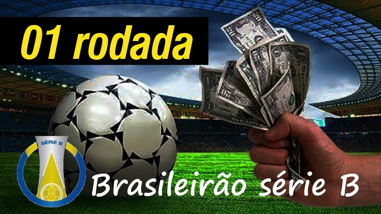 Palpites 01 rodada do BRASILEIRÃO SÉRIE B 2020 ??