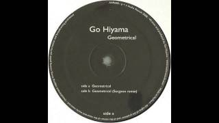 Go Hiyama - Geometrical (Surgeon Remix)