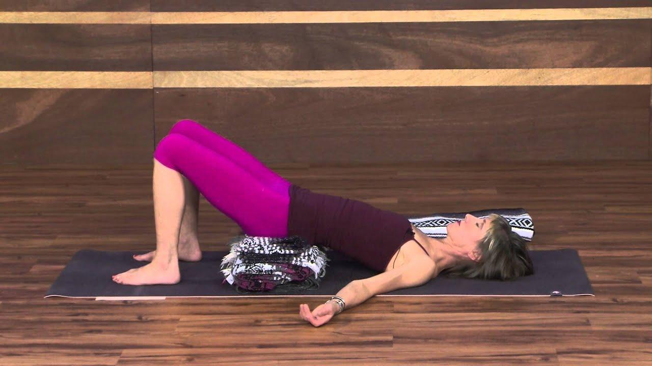 BeachTV Yoga Class #19 - Restorative Yoga and Yoga Nidra