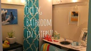 DIY AG Bad in 7 Schritten!!