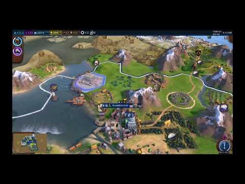Sid Meier's Civilization VI USA  