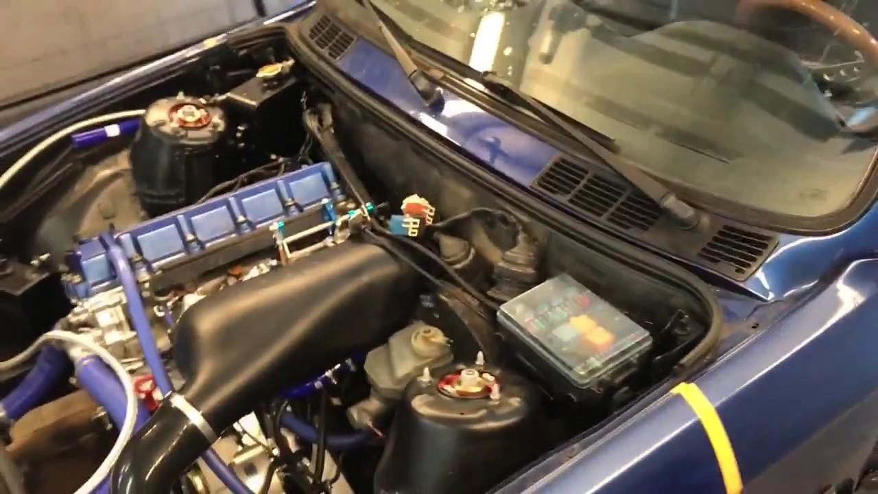 BMW E30 M42 itb kit