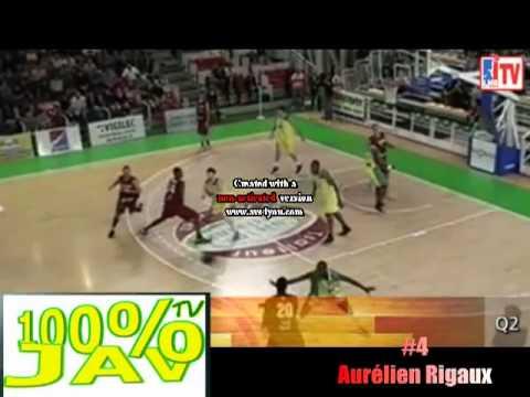 100% JAVTV - Top 5 JA Vichy Auvergne / Lille Metropole Basket