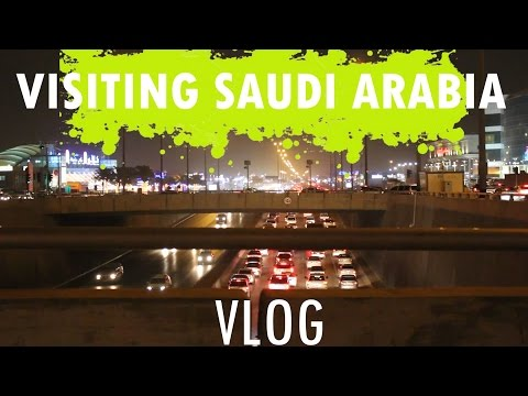 VISITING SAUDI ARABIA - PART 1
