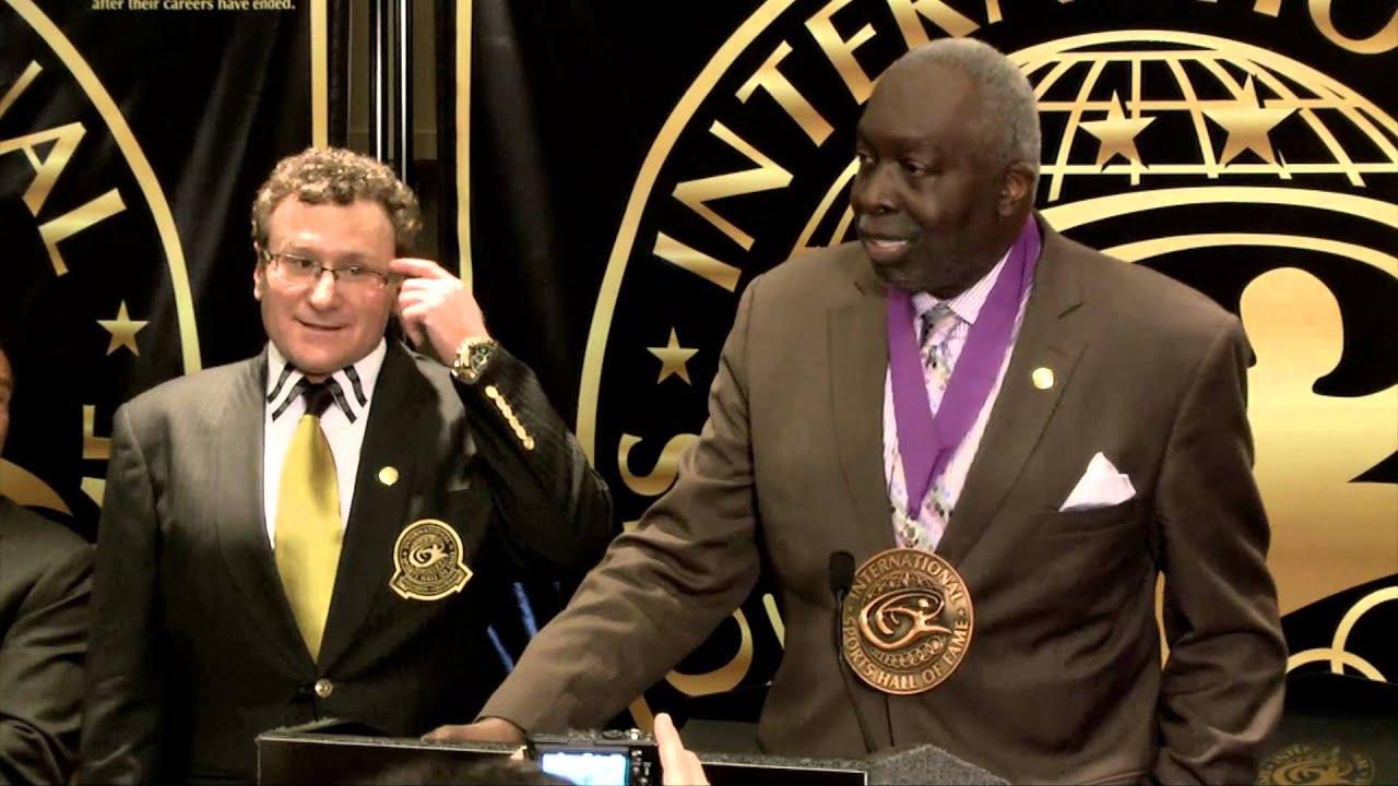 Earl Monroe ISHoF Award 2013