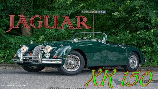 Jaguar Xk150   Модельный ряд Jaguar   Автомобили Jaguar   История автомобиля