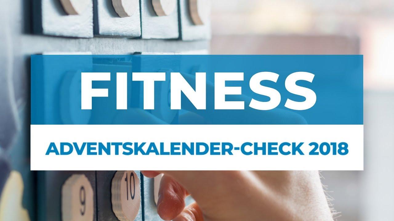 Fitness Weihnachtskalender.Fitness Adventskalender Check 2018 Ems Training De