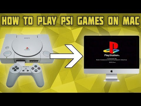 PCSXR (PCSX-Reloaded) Play PS1 (PlayStation 1 Emulator) Games On Mac- Setup