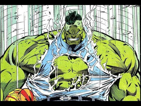 Professor Hulk vs. U-Foes : The Incredible Healing (Part 1 o