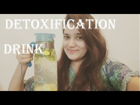 amazing-detox-drink-for-weight-loss-and-body-cleansing-l-namrah-i.-khan-l