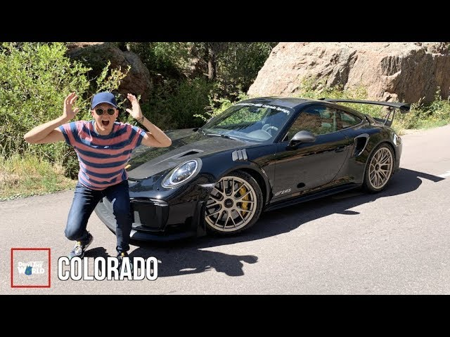 FINALLY Driving A Porsche GT2 RS!
