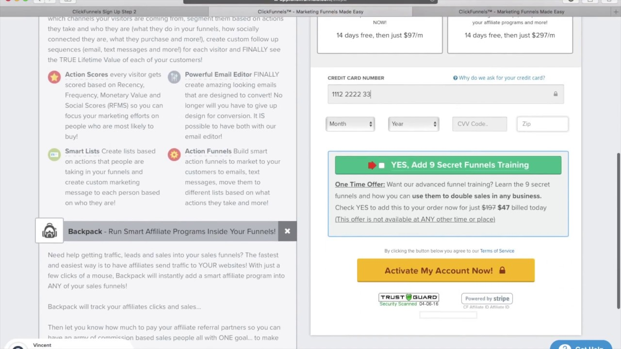 Steps To Get ClickFunnels In $19