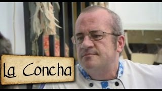 """Chicote vuelve a """"La Concha"""", nada ha cambiado en el restaurante"""
