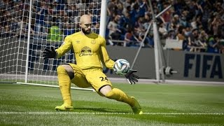 FIFA 14 Vs FIFA 15 - Top 10 Goals Comparison | HD Gameplay