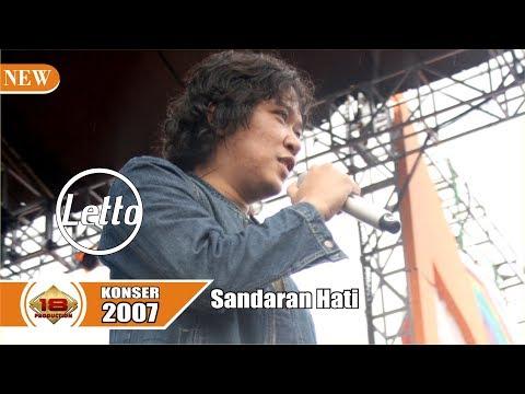 LETTO - SANDARAN HATI | MASIH INGAT LAGU INII ... ??? (LIVE KONSER MALANG 29 APRIL 2007)