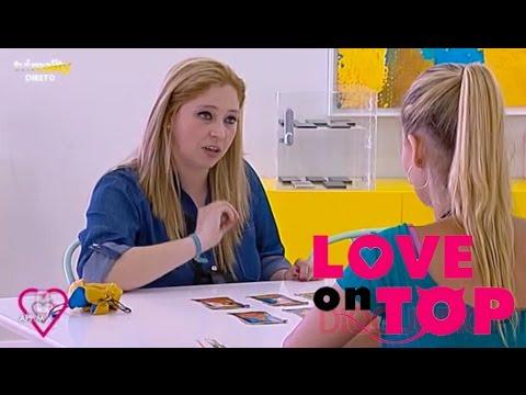 Patricia Bernardo no Love On Top  TVI
