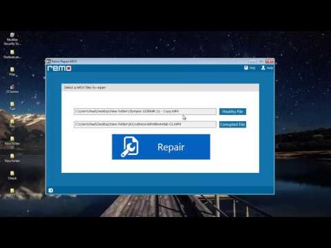 Video repair tool version 1.8 0.1 by grau
