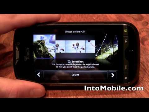 T-Mobile MyTouch 4G Slide camera test