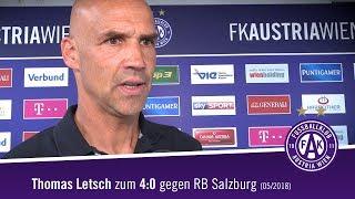 Thomas Letsch nach Austria - RB Salzburg 40