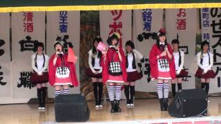 2012年5月5日「りんご娘とアルプスおとめ弘前さくら祭りライブ」3曲目...