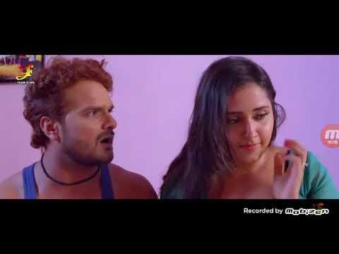 Dulhin Ganga Par Ke Movie Scene Best Comdy 💏 Romantic Khesari & Kajal Video 2018 Bhojpuri