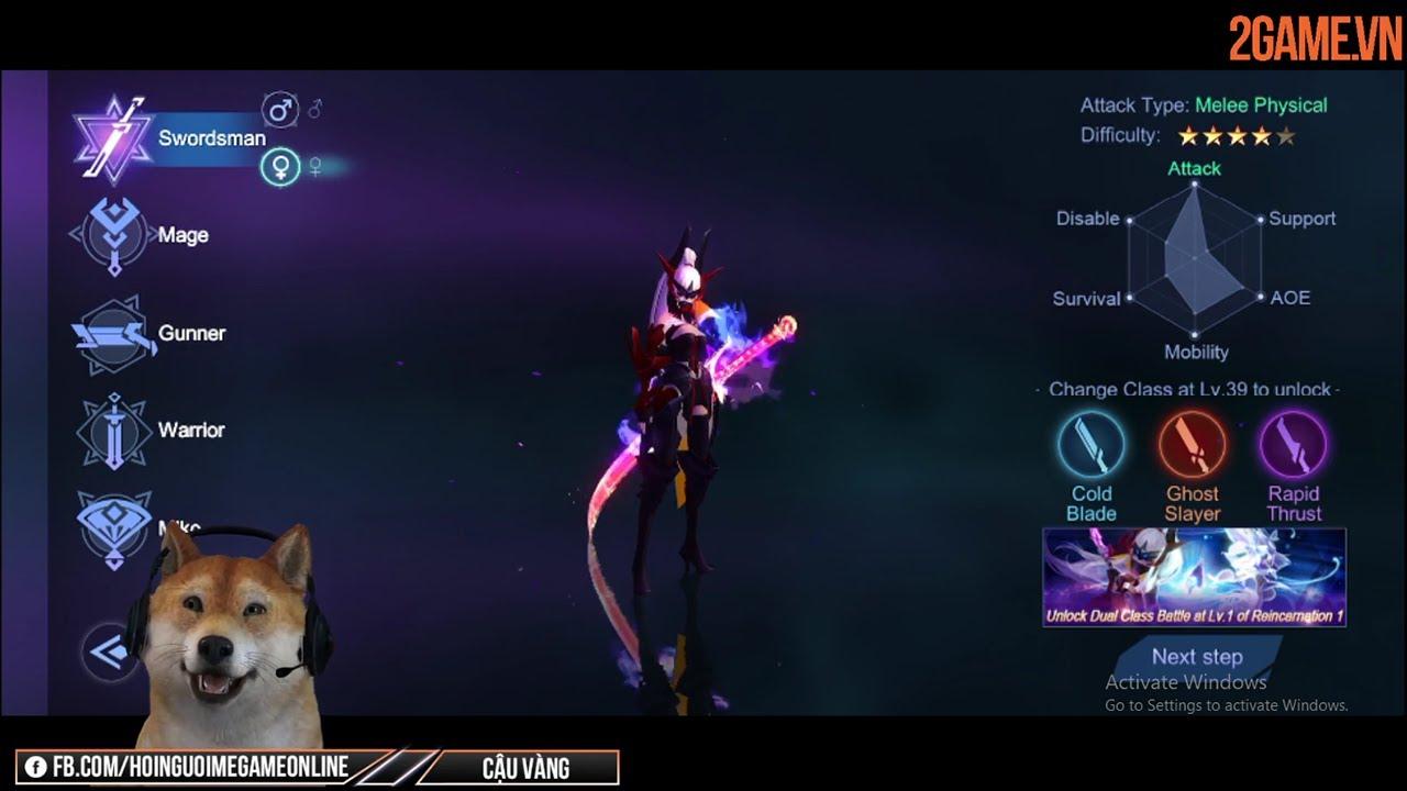[Trải nghiệm] Eternal Sword M – Game nhập vai bối cảnh fantasy tuyệt đẹp