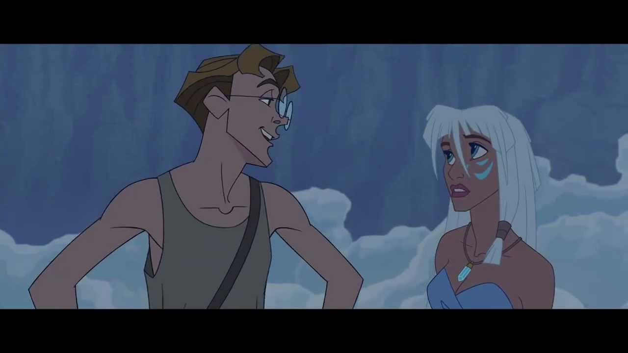 Atlantis The Lost Empire Milo S Return 2 Movie Collection Blu