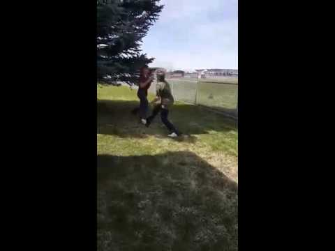 fight Sandcreek middle school Idaho Falls Idaho
