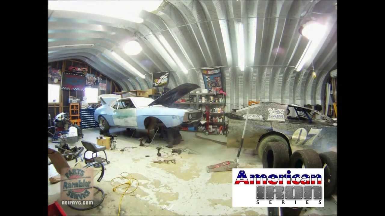 IFS Install - 1974 AMC Javelin for NASA American Iron ...