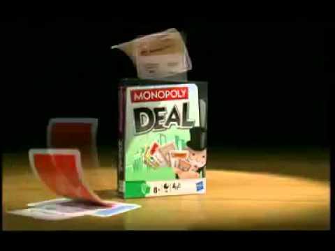 Monopoly Deal - Hra - Hasbro - CZ