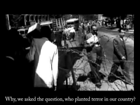 Leila Khaled on suicide bombing