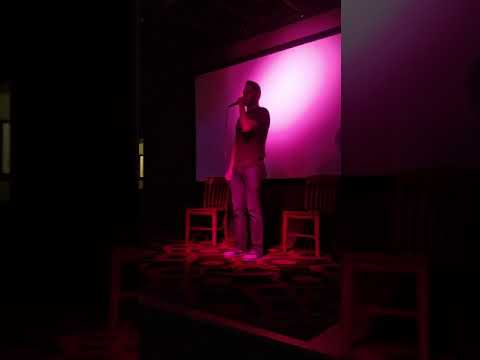 Karaoke with Jared