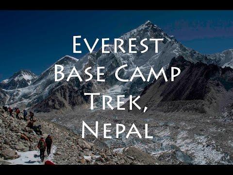 Everest Base Camp Trek, Nepal