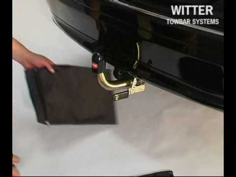 how to use a tow bar video