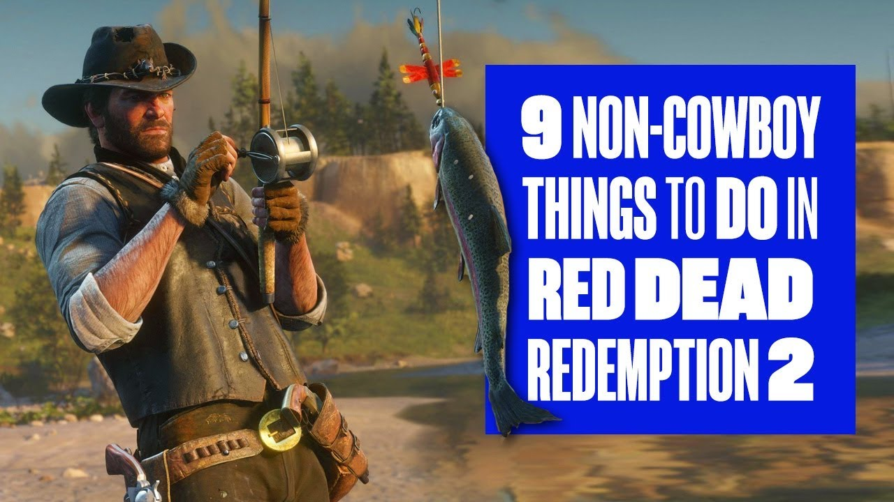 Red Dead Redemption 2 comes on two discs • Eurogamer net