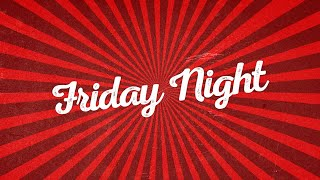 Burak Yeter - Friday Night (Official Lyric Video)
