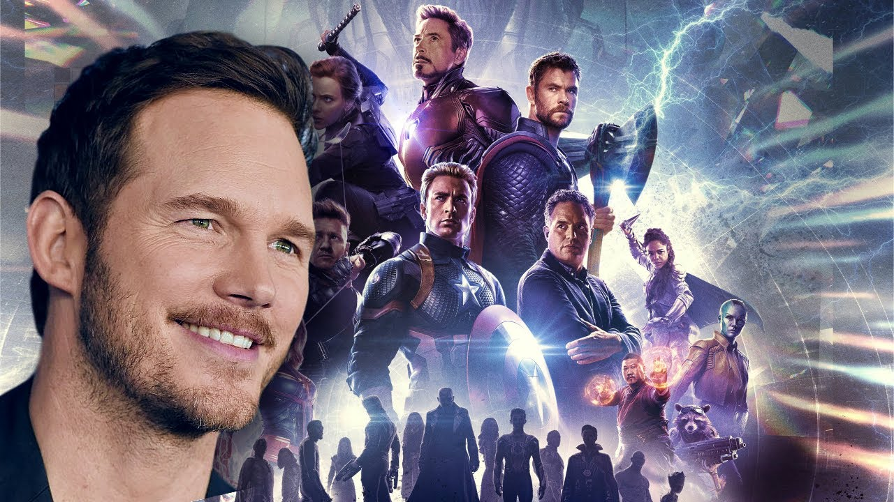 Avengers Assemble for Chris Pratt