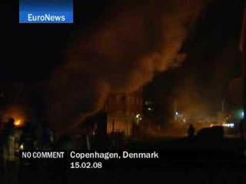 Copenhagen - Denmark - EuroNews - No Comment