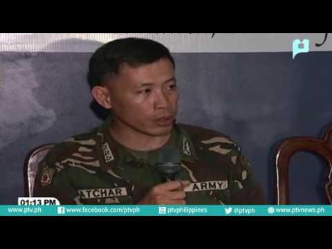 69th Infantry Division, pinadala na sa Jolo, Sulu para labanan ang Abu Sayyaf