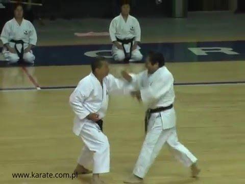 Goshi Yamaguchi Goju-ryu Kata Bunkai | Legendary Budo Masters
