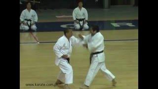 Goshi Yamaguchi Goju-ryu kata bunkai   Legendary Budo Masters
