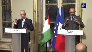 فرنسا تدعو إلى رفع الحصار المفروض على غزة  - (8-12-2018)