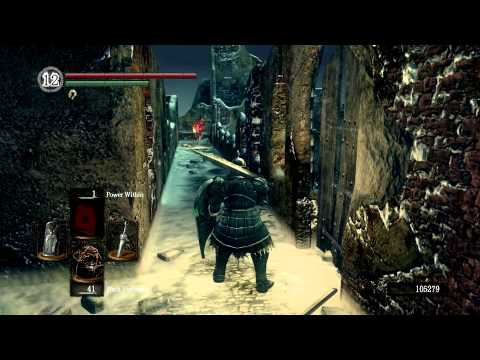 Dark Souls Walkthrough - Everything possible in... Painted World of Ariamis ► 12