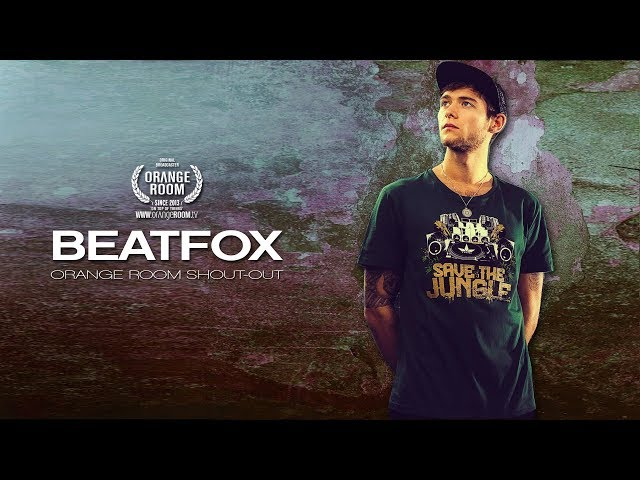 Orange Room w/ UK Beatbox Champion Beatfox & THTC on the streets of Amsterdam