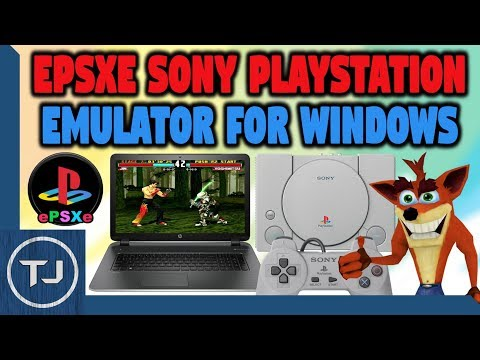 EPSXe PlayStation 1 Emulator For Windows 7/8/10! (Shaders & Plugins!)