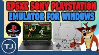 ePSXe PlayStation 1 Emulator For Windows 7/8/10! (Shaders & Plugins!)