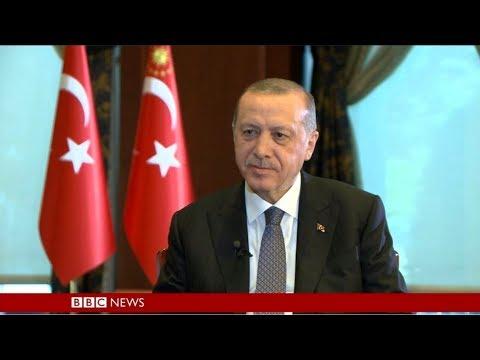 HARDtalk Recep Tayyip Erdogan